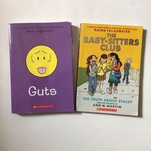 $10 bundle item💐 2 graphic novels
